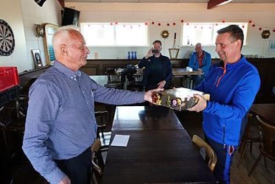 Sjoerd de Jong wint wintercompetitie 2018-2019